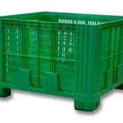 Пластиковые ящики фото