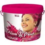 Краска водоэмульсионная фасадная Alina Paint FASSADE (20 кг) фото
