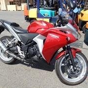 Мотоцикл спортбайк No. B5051 Honda CBR250R фото