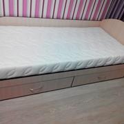 Кровать детская.Возможно изготовление под заказ. фото