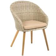 Плетеное кресло Mira 0427-20-25 фото