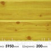 Вагонка 6мм G 52 - сосна фото