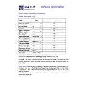 Хлорированный полиэтилен WEIPREN 3135 (Аналог CPE 135 A) фото