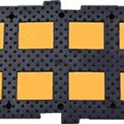Полицейские лежачие ИДН-900-1 (серединный участок) фото