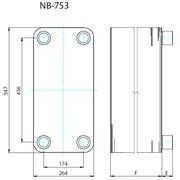 Паяный пластинчатый теплообменник SWEP B26 Оренбург Пластинчатый теплообменник HISAKA LX-41 Волгодонск