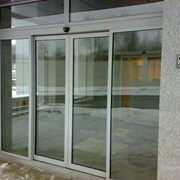 Дверь автоматическая фото