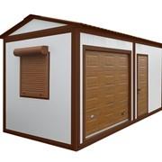 Модульные конструкции (doorhan) фото