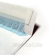 Конверты бумажные с5 скл, с отрывной лентой фото