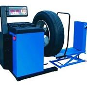 Балансировочный станк для колес фото