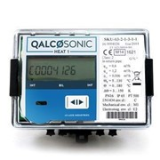 Счетчик тепла ультразвуковой qalcosonic heat 1 DN20 Qn2.5 фото