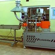 Производство гранулята фото