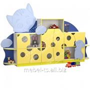 Стенка для детского сада (Кошки-Мышки) фото