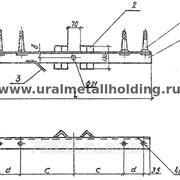 Траверса низковольтная ТН-152,154,155 серия 3.407.5-141-69
