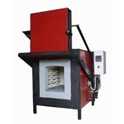 Печь для термообработки металлов КЭП300/1250со стационарным подом . фото