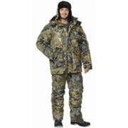 Костюм Волк (куртка длинная, полукомбинезон) КМФ Дубок фото