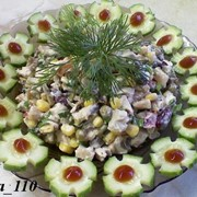 Доставка салатов фото