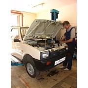 Сервисное обслуживание автомобилей «Ока» и других легковых автомобилей. фото