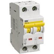 Автоматический выключатель ВА 47-60 3Р 40А 6 кА х-ка С ИЭК фото