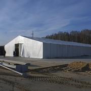 Тент Storage tent S75-Alu 15м h500 фото