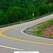 Строительство дорог, аэродромов и спортивных сооружений фото