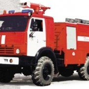 Аэродромный пожарный автомобиль AA-5/40 фото