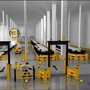 Защитные ограждения для оборудования аэропорта фото