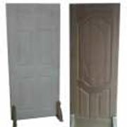Дверь литая. фото