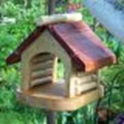 Скворечники, кормушки для птиц фото