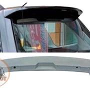 Спойлер Subaru Forester 2009-2011 серый фото