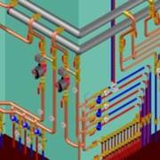 Проектировании систем отопления фото