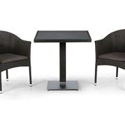 Комплект плетеной мебели из искусственного ротанга Элиот фото
