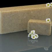 Натуральное мыло из органики с ромашкой (100 гр) фото