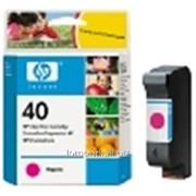 Картридж Ink HP 51640M for HP DJ 1200c/1600c фото