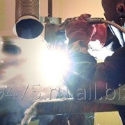 Опора неподвижная стальная в оцинкованной трубе-оболочке с металлической заглушкой изоляции d=1020 мм, s=11 мм, L=210 мм