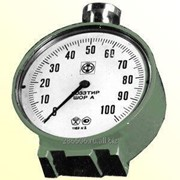Твердомер дюрометр Шора тип А с аналоговым индикатором 2033 ТИР 1 фото