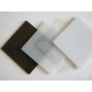 Монолитный (литой) поликарбонат 4 мм. Все цвета.