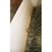 Система аэрации циркуляционной воды фото