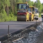 Дорожное строительство, Лобня фото