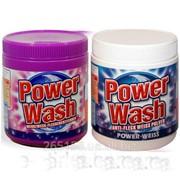 Пятновыводитель Power Wash 600 гр. фото