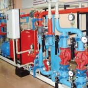 Автоматизированные тепловые пункты (АТП) блочного исполнения фото