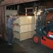 Проведение расчетных операций за перевозку и перевалку грузов фото
