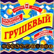 Лимонад Грушевый фото