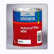 Автоэмаль SIKKENS AUTOBASE PLUS Базовый компонент MM Q160 3.75л фото