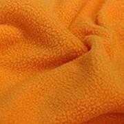 Ткань Флис (Polarfleece) Оранжевый