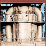 Подогреватели известняка высокотемпературные шахтные фото