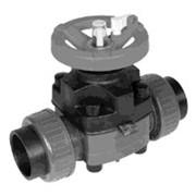 Мембранный клапан Praher T4 PVC-U (ПВХ) metric DN 15-50 мм фото