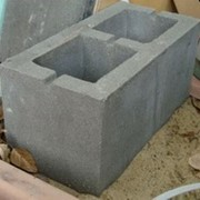 Стеновые камни шлакоблоки фото