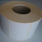 Термоэтикетки 100х70, 500 этикеток в роле фото