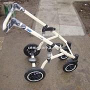 Ремонт: аргонная сварка колясок любых моделей. фото
