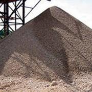 Песчано-гранитная смесь (ПГС) фото